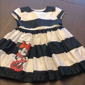 Disney Store Minnie dress.